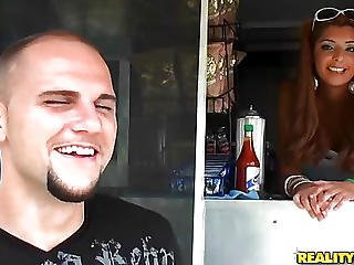 Food Truck, Latina Fuck