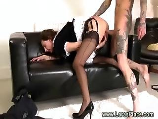 Cock Hungry Milf Gets A Pounding