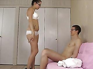 Lelu Love Rides The Cum Out Of Her Lucky Man