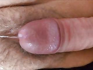 Head Rubbing Clit And Shoots Sperm