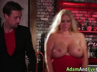 Sybian Cougar Spermed
