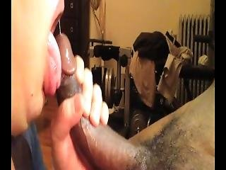 Straight Up Dick Gobbler!!! Sexy Etnice Chick