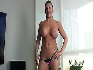 Cum For Summer Monroe And Eat It