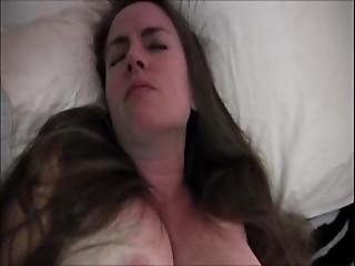 Pregnant Woman Allows Me To Let It Fly Creampie