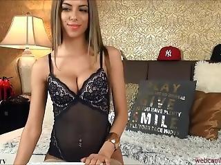 Sexy Busty Babe Stripz & Finger Fuckz Pussy ~ ????d??ø?d #3