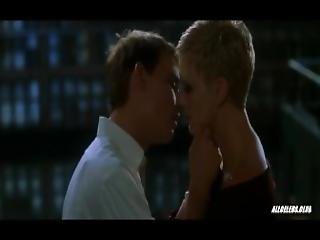 Charlize Theron Nude Scene The Astronauts Wife