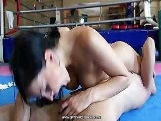 Bondage, δονητής, βρώμικο, αυταρχικό, λεσβιακό, μεγάλος, όμορφη, Strapon, υποτακτική, πάλη