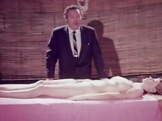 Odd Doctor Bullshitting About Naked Women Then He Fuck Her