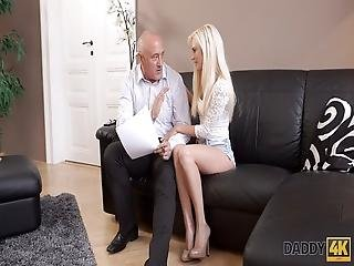 Daddy4k Blonde Cutie Candee Licious Wants To Have Hot Sex