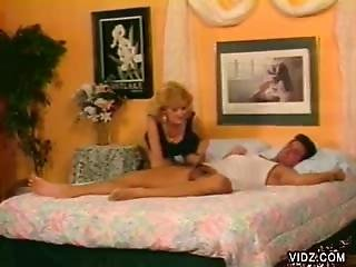 Blondie Hooker Crawls On Sleeping Stud
