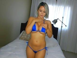 Mistress Teases U In Tiny Bikini
