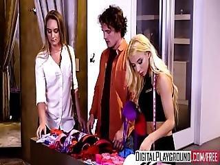 Digitalplayground - Slippery Salesgirl