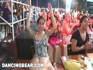 Dancing Bear Cfnm Party Around The World In 100 Mouths
