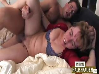 Ugly German Housewife Bitch