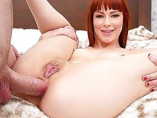 Holed Pale Foreign Exchange Student Anal Fucked