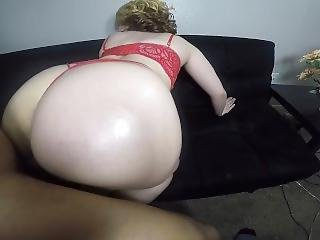 Super Horny Teen Gets Bubble Butt Smashed By Huge Cock W/ Sexy Slow-mo!