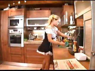 Mia Leone  Big Bubblebutt Maid By Assmaniac