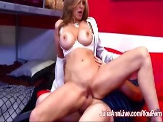 Blonde Tutor Julia Ann Fucks Nerdy Pupil