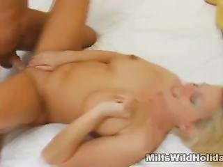 Cum In Mouth For Milf Cala