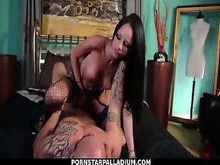 Raven Bay Perfect Mouthfuck By Pornstarpalladium