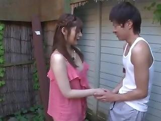 A Lucky Man Gets Fucked All Of Female Customers In His Homestay Resort P2