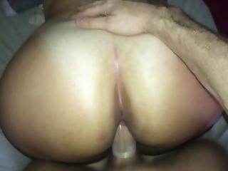 Big Ass Cuban From Tinder Barely 18 Pov Doggy
