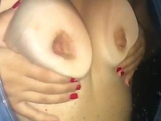 Hot Latina Strips Nude In Swimming Pool!!!
