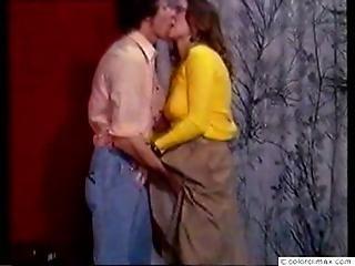 69, ファッキング, ガーター, グループセックス, 毛だらけ, セックス, ストッキング, ビンテージ