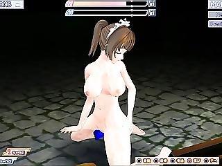 Haremmate 3d hentai gameplay ffm - 3 9