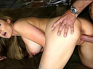 Big Titted Blonde Shows Her Sexual Talents