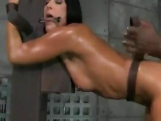 Bondage Breeding And Shaking