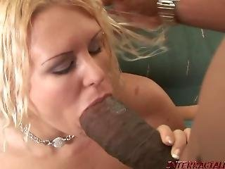 Soccer Mom Gets Monster Black Dick While At The Park