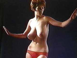 Shaking All Over Vintage 60 S Big Jiggly Tits Dance Tease