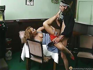 Man Fucks Bitch In Her Vagina