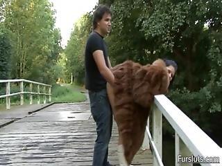 Fur, Slut