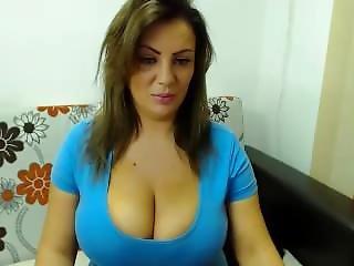 Gros Téton, Milf, Webcam
