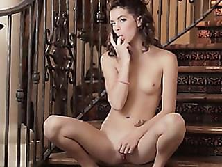 Exotic Princess Waiting For Intercourse