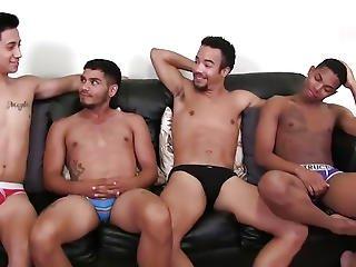 Homo Shlong Engulfing Contest