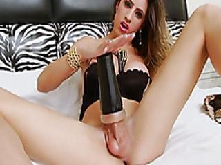 Gorgeous Ts Stefany Fucking A Fleshlight