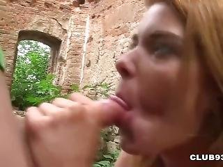 Hooker Gets A Fuck Of Her Life