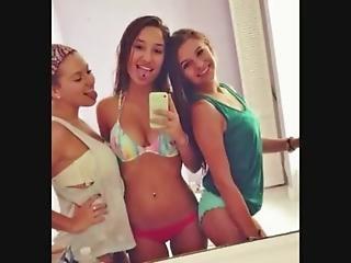 Teens In Bikinis