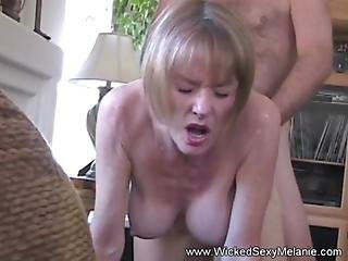 Amateur, Blonde, Cream, Creampie, Doggystyle, Hardcore, Home, Homemade, Milf, Mother, Neighbor, Pussy, Rough