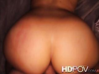 Ass, Big Ass, Big Natural Tits, Big Tit, Brunette, Fucking, Natural, Natural Tits, Pov
