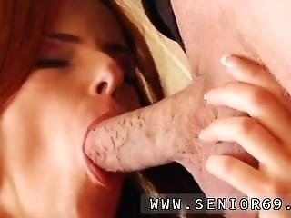 Girl And Old Man Compilation He Was Hired To Do Her Make-up, But He Did A