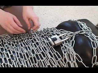 Girl Chained Escape