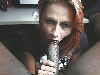 Dick Sucking Bandits Slutty Red