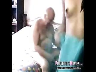 View Old Man Using Viagra With Escort Colombian