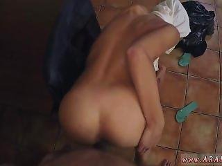 Arab Mistress Slave And French Arab Casting Hungry Woman Gets Food And