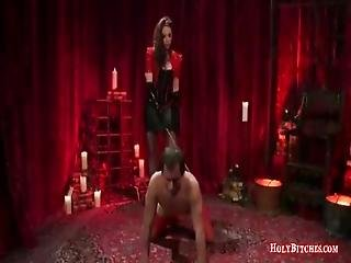 Hot Mom Fucked Her Man In The Ass