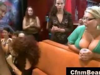Amateur, Chick, Neger, Cfnm, Feest, Realiteit, Stripper, Wild
